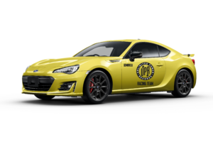 Subraru BRZ Series Yellow - Unlimited Power Records Racing Team